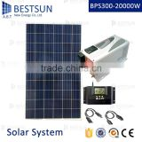 BESTSUN 1000W off grid solar PV power water system