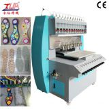 hot selling automatic pvc shoe sole mould making machine