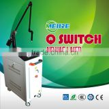 Pigmented Lesions Treatment Popular Products Tattoo Removal System Q Switch Nd Yag Laser Tattoo