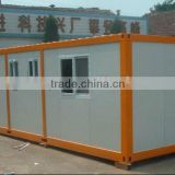 Moveable container house