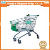 cheap wholesale cheap price caddy shopping trolley cart for sales