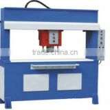 HS Series - Travelling Head Cutting Press (150mm Cutting Stroke) /leather cutting machine/movable trolley press