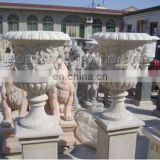 stone planters urns
