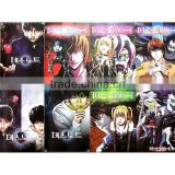 Death Note Anime Printing Poster Cosplay Poster 8pcs a set