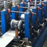 Round  Pipe Metal SS Pipe Making Machine/pipe production line