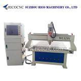3D Wavy Board Cutting Machine 4x8 MDF Wall Panels Carving Wood CNC Router W1325VC