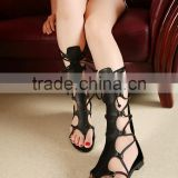 B13351A new fashion lady bandage summer roman sandals