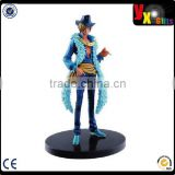 One Piece 6.7-Inch 15th Anniversary Edition Sanji DXF Sculpture