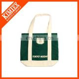 Cotton cheap customized your own foldable tote bag