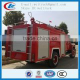 high performance 4x2 140hp 5cbm china forest fire truck for sale