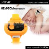 J-style health bluetooth baby smart thermometer digital seonsor thermometer for 0-3 years baby