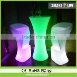 led hot sale bar table/portable table with wifi/DMX/remote control