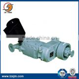 Oil free 8 cbm rotorcomp rotary screw air compressor for bulk cement truck
