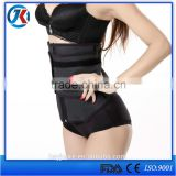 Wholesale women new lumbar slimming support belt waist trainer in alibaba online shopping