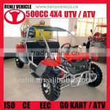 Renli 500cc EEC automatic utv for sale