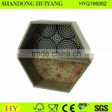 custom decorative wood tray wholesale