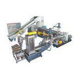 Waste PP PE Plastic Granulator / waste plastic granules making machine with CE