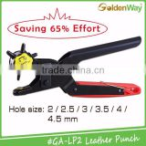 Made in Taiwan High Quality Leather Belt Hole Punch and Hand Plier