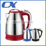 110V/220V High quality Electric Kettle With Tray Set