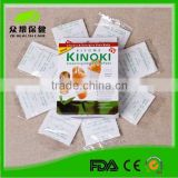Original Factory! China japanese detox cleansing foot patches exporter with a lot of certificates