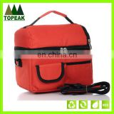 Promotion insulated cooler bags, picnic cooler bags for frozen foods