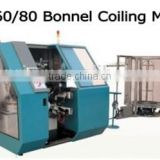 chinese cheap mattress spring coiling machine with good quality