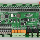 SMT circuit board assembly for industrial control board