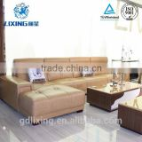 Design Furniture <b>Country</b> <b>Style</b> Leather Sectional Sofa