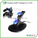 NEW <b>LED</b> USB Dual Charging Stand Dock for <b>Xbox</b> One Game <b>Controller</b> Black