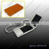 folded solar charger