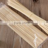 Health natural carbonized Bamboo stick for BBQ