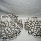 Platters for Snacks,Aluminum Snack Platters,Designer Aluminum Platters for Fruits,Aluminum Platters,Cheap Platters