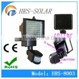 60 LED PIR Light Home Garden Solar Motion Security Light