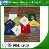 LFGB  Amazon Top Selling Customzied Color Printed Paper Napkins