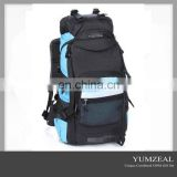Latest outdoor functional backpack camping hiking sports backpack bag