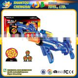 Made in China boys playing toy pop gun plastic bullets