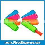 High Quality Durable Freezing Effect Neoprene Custom Popsicle Holder