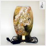 Qin Yuan art desk lamp, desk lamp of custom, creative desk lamp, decoration lamp, LED lamp (Da007)
