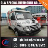 New design ICU service ambulance car for sale with high quality