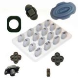 Custom Made Silicone Button Rubber Keypad,Silicone Keypad For Remote Control