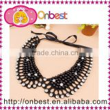 necklace collar vintage rivet necklace