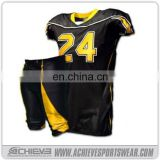 Dry fit sports shirt Wholesale american football jersey