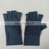 Half Finger Hand Compression Active Arthritis Magnetic Therapy Gloves