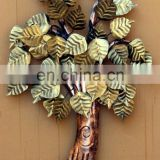 Wall Decor Piple Tree Handicraft | Tree Metal Wall Art Decor