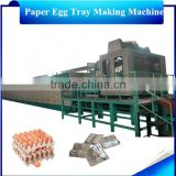 egg tray machine production line
