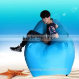 Outdoor travel nylon fabric Waterproof Inflatable Air lounge