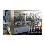 Automatic 3 in 1 Carbonated Drink Filling Machine Bottled Drink Production Line
