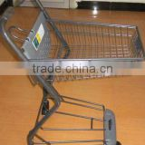 Stock Metal Grocery Shopping Cart & Trolley