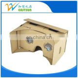 Google vr box 3d glasses cardboard vr glasses customize