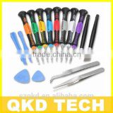 16 in 1 Screwdrivers Set Kit Mobile Cell Phone Repair Tools for iPhone 4 5 6 for Samsung